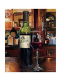 A Reflection of Wine III Posters by Marilyn Hageman