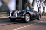 Jaguar XK 150 Reproduction photographique par Uli Jooss