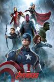 Avengers: Age Of Ultron- Encounter Kunstdrucke