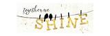 Shine Like Gold I Kunstdrucke von Jess Aiken