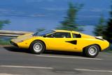 Lamborghini Countach Fotografie-Druck von Uli Jooss