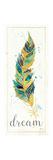 Waterfeathers I Kunstdrucke von Jess Aiken