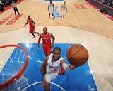 Houston Rockets v Los Angeles Clippers - Game Six Foto af Andrew D Bernstein