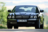 Jaguar XJ R Reproduction photographique par Hans Dieter Seufert