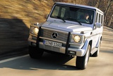 Mercedes G 400 Photographic Print by Hans Dieter Seufert
