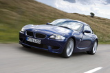 BMW Z4 M Coupe Photographic Print by Achim Hartmann