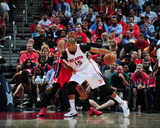 Washington Wizards v Atlanta Hawks - Game Five Foto af Scott Cunningham