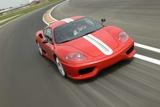 Ferrari 360 Challenge Stradale Fotografie-Druck von Achim Hartmann