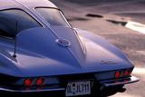 Chevrolet Corvette Sting Ray Lámina fotográfica por Hans Dieter Seufert