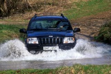 Chrysler Jeep Grand Cherokee 3.1 TD Photographic Print by Achim Hartmann