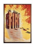 Fiat Giclee Print by Giuseppe Romano