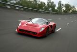 Ferrari P4/5 by Pininfarina Fotografie-Druck von Hans Dieter Seufert