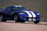 Dodge Chrysler Viper GTS Photographic Print by Hans Dieter Seufert
