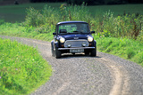 Mini Cooper MK II Photographic Print by Frank Herzog