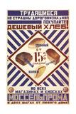 Workers, Expensiveness and Nep Don't Scare Us Impressão giclée por Alexander Mikhailovich Rodchenko