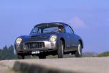Lancia Flaminia Zagato Coupe Photographic Print by Uli Jooss