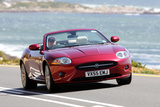 Jaguar XK 4.2 V8 Cabriolet Reproduction photographique par Hans Dieter Seufert