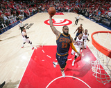 Cleveland Cavaliers v Atlanta Hawks- Game One Photographie par Nathaniel S Butler