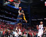 Cleveland Cavaliers v Atlanta Hawks - Game One Foto av Scott Cunningham