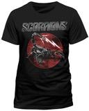 THE SCORPIONS - LOGO T-Shirts