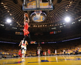 Houston Rockets v Golden State Warriors - Game Five Foto von Andrew D Bernstein