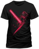Star Wars - Vader Shadow T-skjorter