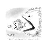 Cartoon Reproduction giclée Premium par Christopher Weyant