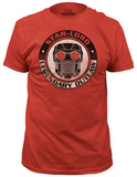 Guardians of the Galaxy - Star-Lord Legendary Outlaw Tシャツ