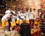 Atlanta Hawks v Cleveland Cavaliers- Game Four Photographie par Nathaniel S Butler