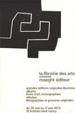 La Librairie des Arts Reproduction pour collectionneur par Eduardo Chillida