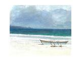 Beach Thalassa, 2015 Giclee Print by Lincoln Seligman