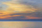 USA, Michigan, Upper Peninsula. Lake Superior Sunset Photographic Print by Jaynes Gallery