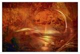 Liquid Perspective II 高画質プリント : ジーン=フランソワ・デュプイ