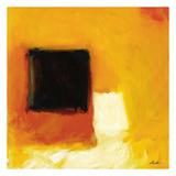 L'obscurité et la lumière Kunstdrucke von Diane Lambin