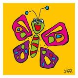 Butterfly Julisteet tekijänä  Yaro