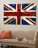 British Flag Prints by Stella Bradley