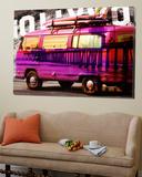 Hollywood Van Posters by  GI ArtLab