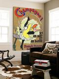 Fransk Cancan Plakater av Jean Pierre Got