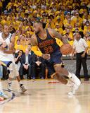 2015 NBA Finals - Game One Foto af Noah Graham