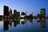 Downtown Toledo Reproduction photographique par  benkrut