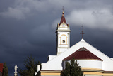 Church in Punta Arenas Reproduction photographique par  benkrut