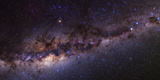 The Southern View of the Milky Way from the Atacama Desert in Chile Premium-Fotodruck von Babak Tafreshi