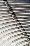 Amphitheatre Seating in Patras, Close-Up Impressão fotográfica por  Design Pics Inc
