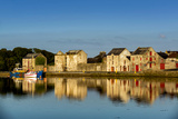 Town of Ramelton in County Donegal, Ireland Photographic Print by Chris Hill