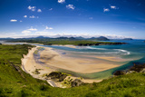 Five Finger Strand in Donegal, Ireland Photographic Print by Chris Hill
