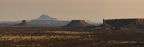 Stunning Ugab Landscape at Sunset Impressão fotográfica por Alex Saberi