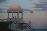King George V Colonnade on the Seafront at Bexhill, East Sussex, England Photographic Print by Roff Smith