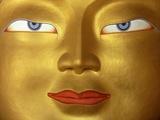 Buddha in Monastery, Close Up; Ladakh, India Photographic Print by  Design Pics Inc