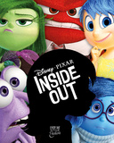 Inside Out (Silhouette) Posters