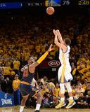 2015 NBA Finals - Game Two Foto von Noah Graham